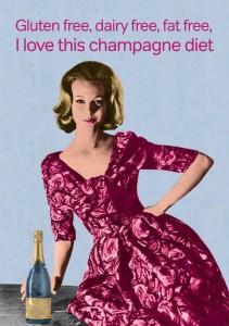 champagne-diet