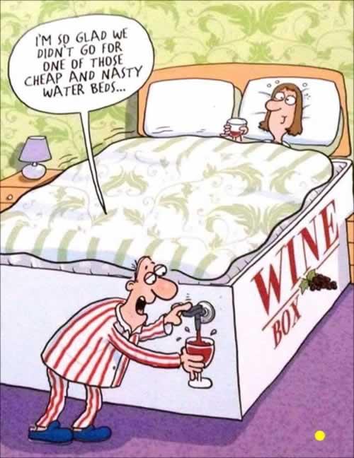 winebed