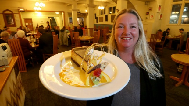 Wellington restaurant Strawberry Fare owner Katy Pearce believes many loyal patrons will miss its popular lemon ...