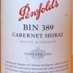 2001 Penfolds 389