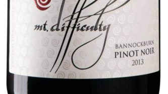 Mt Difficulty Inspiration Cuvée Pinot Noir 2013