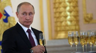 New Russian law orders French producers to label their champagne 'sparkling wine'. Photo / Getty Images