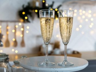 Champagne isn't the only type of sparkling wine — there's also Crémant, prosecco, Cava, and Lambrusco. Yulia Naumenko/Getty Images